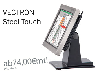 Vectron POS SteelTouch